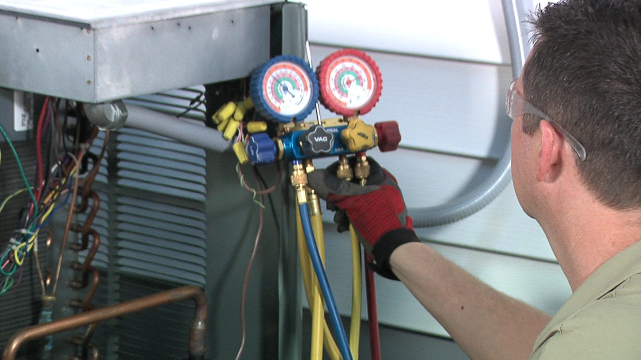 Air Conditioning for HVAC Technicians Series